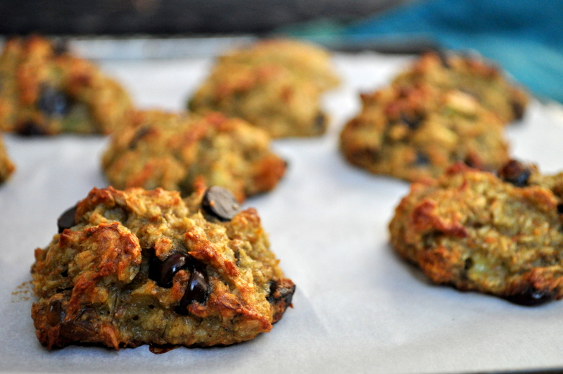 Paleo Avocado Cookies
