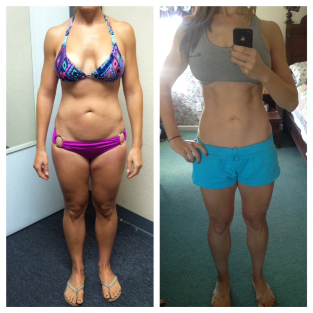 Bikini Competition Week 3: Diet and Before & After Photos — What ...