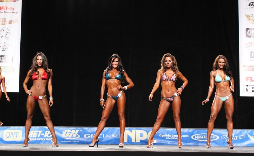 Bikini Comp Photo