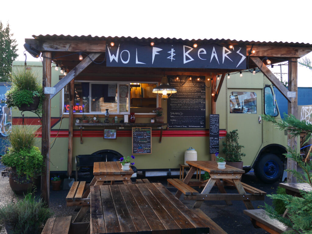 Portland Adventures at Wolf & Bears