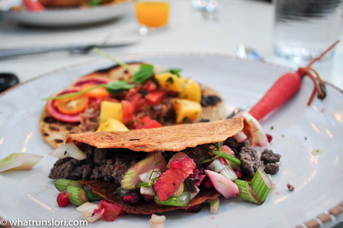 Mission Heirloom Tacos - Whatrunslori.com